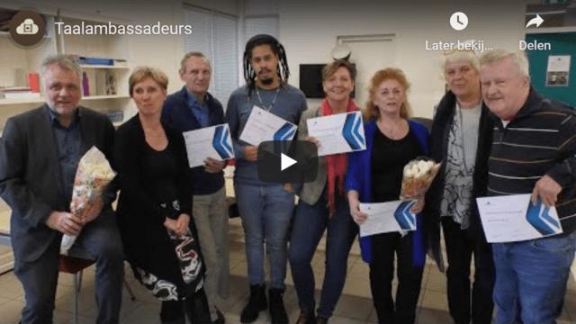 Mediatraining taalambassadeurs Utrecht